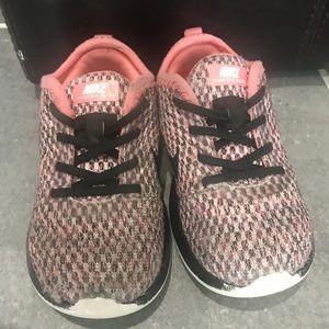 Nike Toddler Girl Flyknit Sneakers